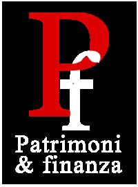 Logo patrimoni e finanza